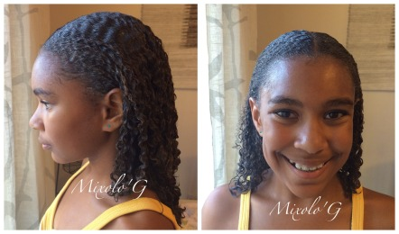 Curl Reversion